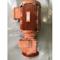 Моторедуктор PFT ZF38 5.5kw.400об/мин.380v