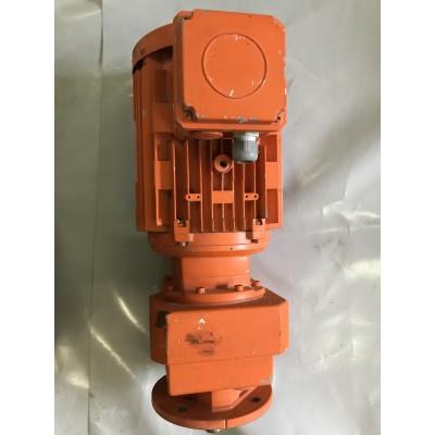 Моторедуктор PFT ZF38-MQ100LP2 5.5kw 380v
